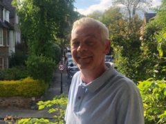 Tony Eastlake had run his Essex Road flower stall for 39 years (Met Police/PA)