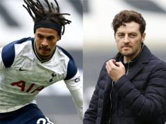 Ryan Mason, right, praised Dele Alli for his display against Wolves