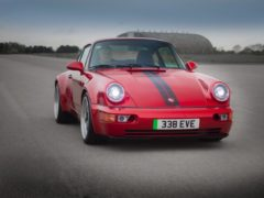 The electric Porsche packs 500bhp