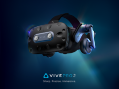 The new HTC Vive Pro 2 virtual reality headset (HTC Vive)