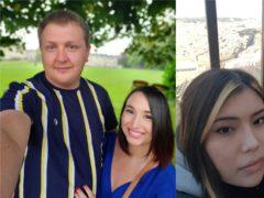 Alyssa Pallotti and Jacob Greenwood, and Garrett Leibovitz and Vanessa Torres Gonzales (PA)