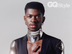 Lil Nas X revealed he was jealous of Billie Eilish after she beat him to win record of the year at the Grammys (GQ/Luke Gilford/PA)