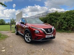 The Juke has been finding its feet recently