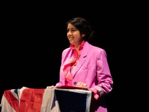 Jenna Al-Ansari won the Screenshot competition (Ali Wright).