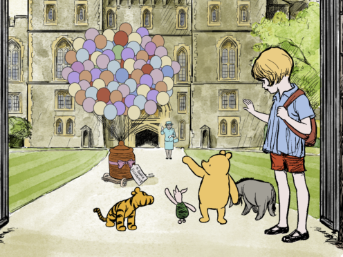 Winnie The Pooh And The Royal Adventure (Disney/PA)