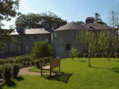 Cardigan Castle in Ceredigion, West Wales (Cadwgan Building Preservation Trust/PA)