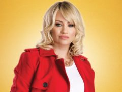 Kimberly Wyatt (RED Entertainment/Dead Lies/PA)