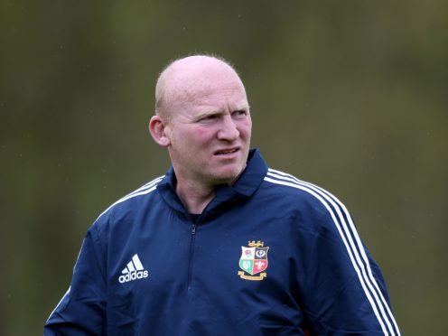 Lions kicking coach Neil Jenkins says those players training in Jersey have a head start on those still playing for their clubs (David Davies/PA)