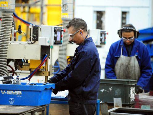 The CBI is predicting a stronger economic rebound (Rui Vieira/PA)