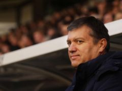 Jacques Santini lasted just 155 days at Tottenham (Chris Young/PA)