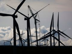 The minister hiled progress in renewable energy (Danny Lawson/PA)
