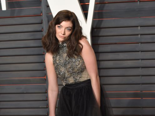 Singer-songwriter Lorde surprised fans with the release of sunny new single Solar Power and its accompanying music video (PA)