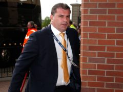 Ange Postecoglou has been appointed as Celtic's new manager (Owen Humphreys/PA)
