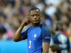Patrice Evra has become a hit on social media in recent years (Chris Radburn/PA)