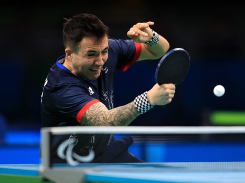 Rio gold medallist Will Bayley has benefited from the delay to the 2020 Paralympics (Adam Davy/PA)