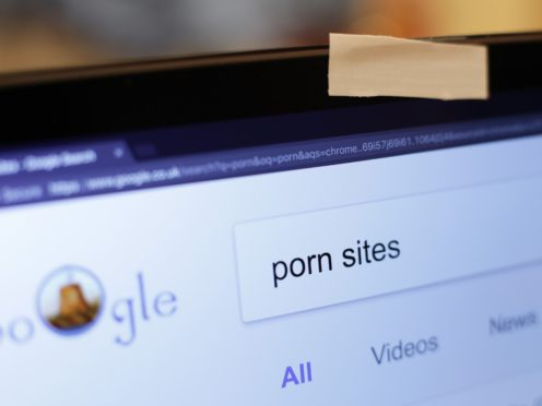 Dozens of women have sued the company that owns PornHub (Yui Mok/PA)