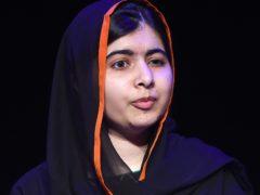 Malala Yousafzai (PA)