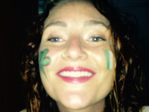 Undated family handout file photo of Danielle McLaughlin, who was found murdered at an Indian beach resort (PA)