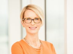 Emma Walmsley promised growth for the business over the next half-decade (GlaxoSmithKline/PA)