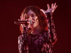 Lorde (Yui Mok/PA)