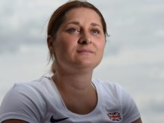 Kylie Grimes is the only female athlete in Great Britain's wheelchair rugby squad for the Paralympics (Joe Giddens/PA)
