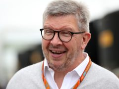 Ross Brawn does not want the championship to be settled by a sprint race (David Davies/PA)