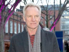 Sting has expressed his sorrow at the death of Kevin Anderson whom he taught in the 1970s (Owen Humphreys/PA)