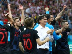 England are taking on Croatia on Sunday (Tim Goode/PA)