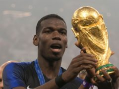 World Cup holders France face Germany in their Euro 2020 opener (Owen Humphreys/PA)