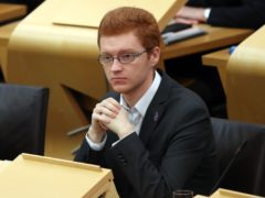 Scottish Green Party's Ross Greer said he was confident campaigners could send Flamingo Land 'packing' over its Loch Lomond development plans (Jane Barlow/PA)