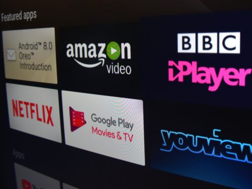 Public service broadcasters face increasing pressure from streaming services (Nick Ansell/PA)