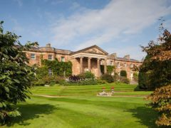 Hillsborough Castle in Co Down is the Queen's official residence in Northern Ireland (Historic Royal Palaces/PA)