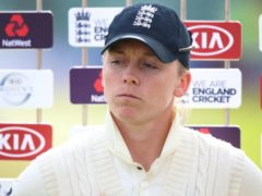 Heather Knight says England and India did the women's game proud (Nick Potts/PA)
