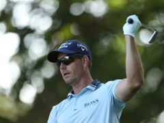 Henrik Stenson has struggled for form over the last two years (Bradley Collyer/PA)
