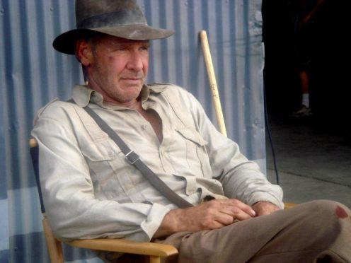 Harrison Ford as Indiana Jones (Steven Spielberg/PA)