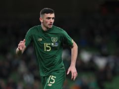 Troy Parrott scored his first goals for the Republic of Ireland as they came from behind to win in Andorra (Brian Lawless/PA)