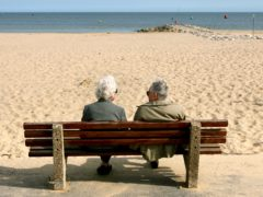 Couples will typically need an annual income of around £18,000 just to cover essentials, Which? calculated (Anthony Devlin/PA)