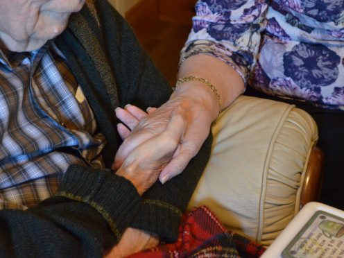 Many care providers in England are living hand to mouth and the Government appears 'complacent' about the potential for local markets to fail, MPs have warned (Renaissance Care/PA)