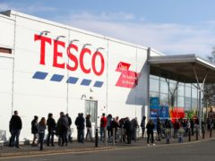 Supermarkets Tesco and Carrefour will end their buying deal (Nick Ansell/PA)