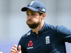 Chris Woakes admits he has endured a frustrating spell out of the England side (Gareth Copley/POOL/PA)