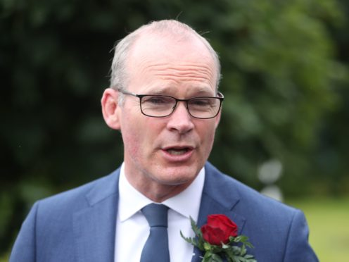 Irish Foreign Affairs Minister Simon Coveney said the last thing Northern Ireland needs is for the DUP to be divided, and that the party should be given 'space' to deal with its challenges (Niall Carson/PA)
