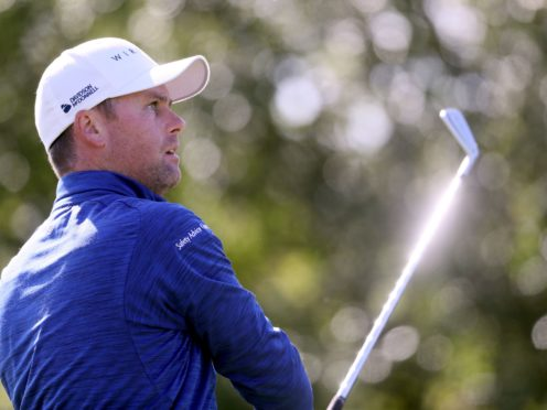 Northern Ireland's Jonathan Caldwell won his first European Tour title in Gothenburg (Brian Lawless/PA)
