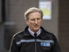 Adrian Dunbar and his Line Of Duty co-stars have been nominated at the TV Choice Awards (Liam McBurney/PA)