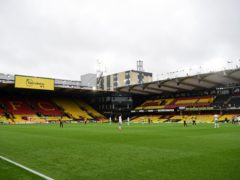 Watford have completed the signing of Imran Louza (Kirsty O'Connor/PA)