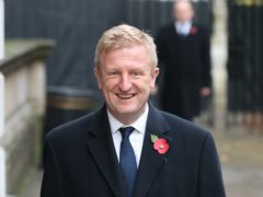 Oliver Dowden said democracy in the UK is being 'undermined' (Yui Mok/PA)