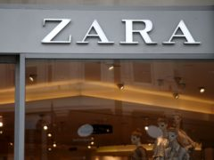 Zara owner Inditex said sales have recovered beyond pre-pandemic levels (Yui Mok/PA)