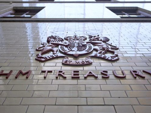 The Treasury is expected to extend a ban on commercial evictions (Chris Ratcliffe/PA)