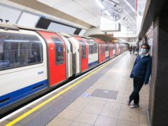 Transport for London has agreed a third Government bailout to keep services running amid the collapse in demand for travel during the pandemic (Dominic Lipinski/PA)