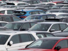 Car dealership Vertu Motors has upped its profit outlook (PA)