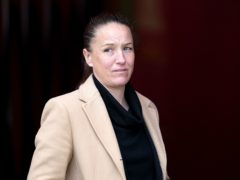 Casey Stoney has hit out at online abuse she has received following links with the Wrexham job (Zac Goodwin/PA)